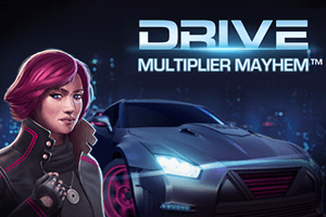Обзор слота Drive: Multiplier Mayhem