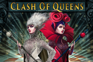 Clash Of Queens обзор слота