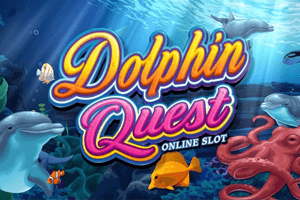 Dolphin Quest обзор слота
