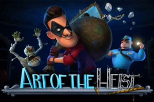 Art of the Heist обзор слота