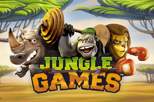 Jungle Games обзор слота
