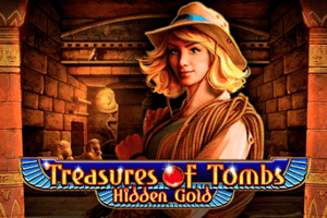Treasures of Tombs обзор слота