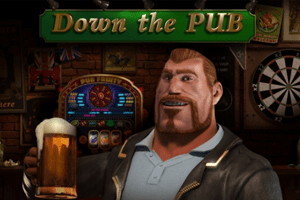 Down the Pub обзор слота