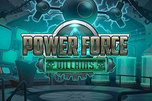 Power Force Villains обзор слота