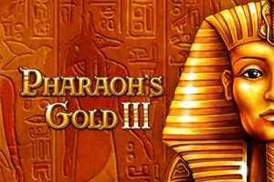 Pharaoh's Gold III автомат