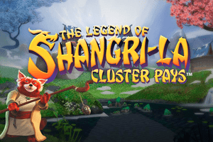 The Legend of Shangri-La: Cluster Pays автомат