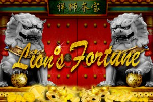 Lions Fortune слот