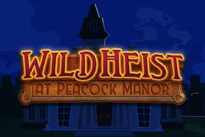 Wild Heist at Peacock Manor автомат