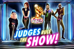 Judges Rule the Show автомат