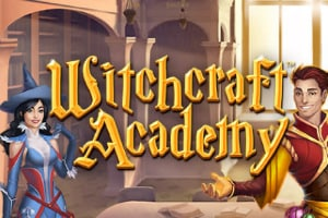 Witchcraft Academy автомат
