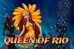 Queen of Rio автомат