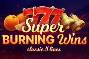 Super Burning Wins автомат