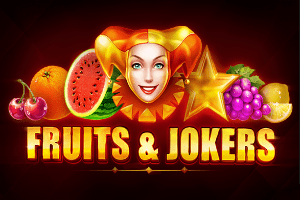 Fruits & Jokers: 20 lines автомат
