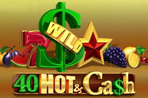 40 Hot and Cash автомат