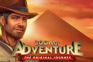Book of Adventure автомат