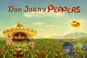 Don Juan's Peppers автомат