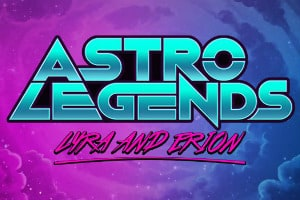 Astro Legends: Lyra and Erion автомат