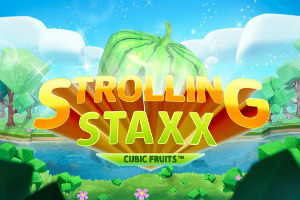 Strolling Staxx: Cubic Fruits автомат