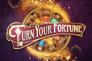 Turn Your Fortune автомат