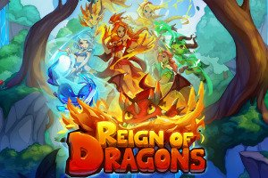 Reign of Dragons автомат