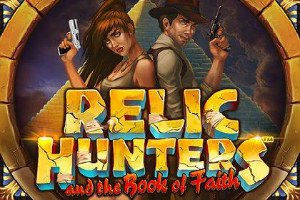 Relic Hunters and the Book of Faith автомат