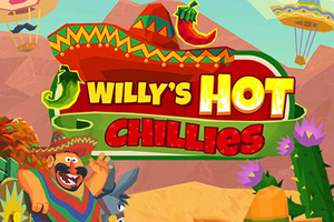 Willy's Hot Chillies слот
